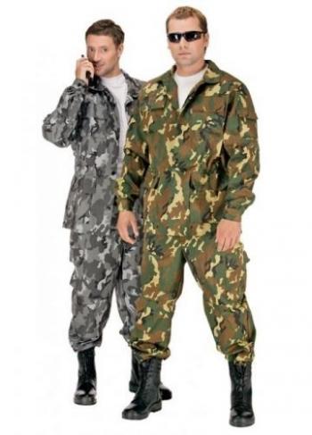 одежда для охоты и рыбалки